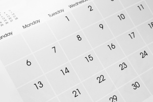 Calendar-reduced